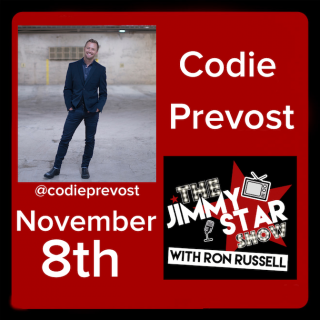 Codie Prevost on The Jimmy Star Show With Ron Russell