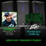 DJ Greggie C 1-2pm 11/18/17 NYC DJ CON