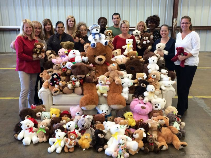 Donate New Teddy Bears For Festivalu0027s U0027Very Beary Treeu0027 U2014 Goodwill Industry  Of Southwest Florida, Inc.
