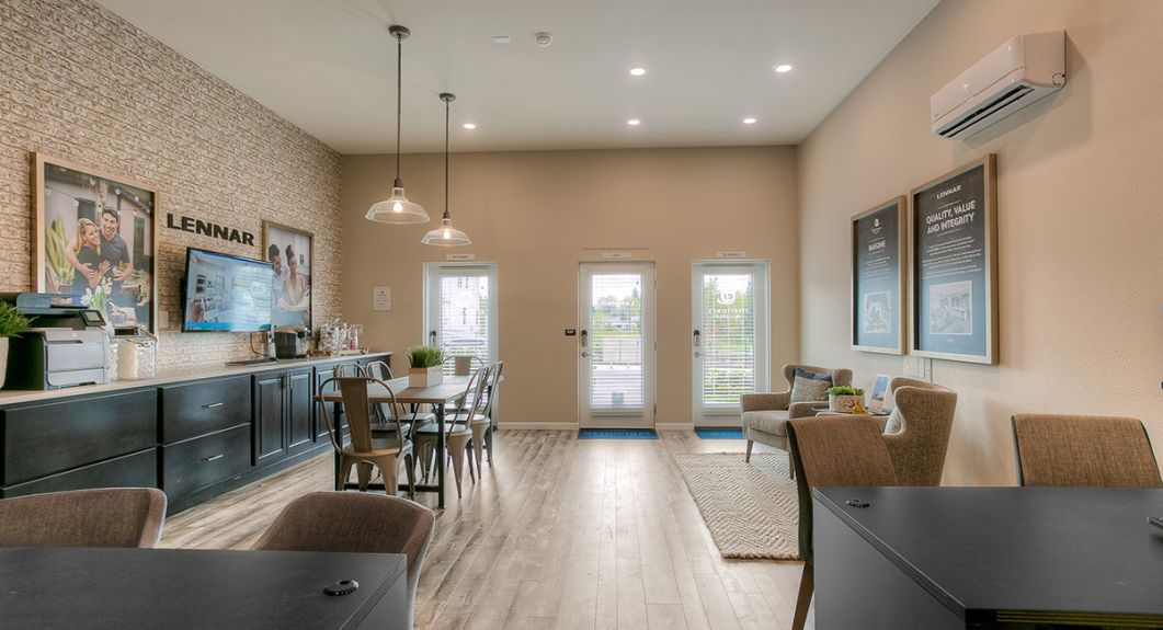 Eagle Glen Welcome Home Center is Now Open - Lennar - FirstLine ...