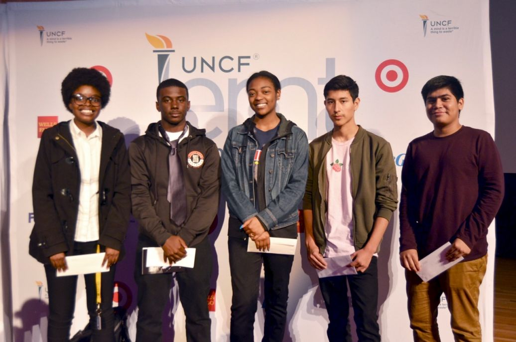 Oakland UNCF Scholarship Winners