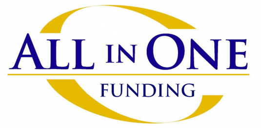all in one funding logo