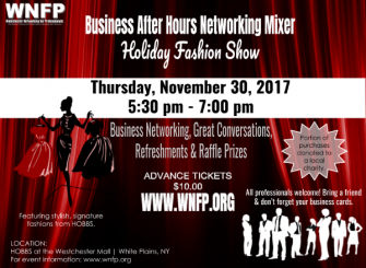 Local Professionals Invited to Annual Holiday & Fashion Show