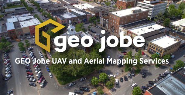 PixD Recognizes GEO Jobe GIS UAV Services For D Drone Mapping - Drone mapping services