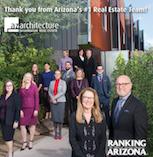 Ranking Arizona #1 Residential Real Estate Team