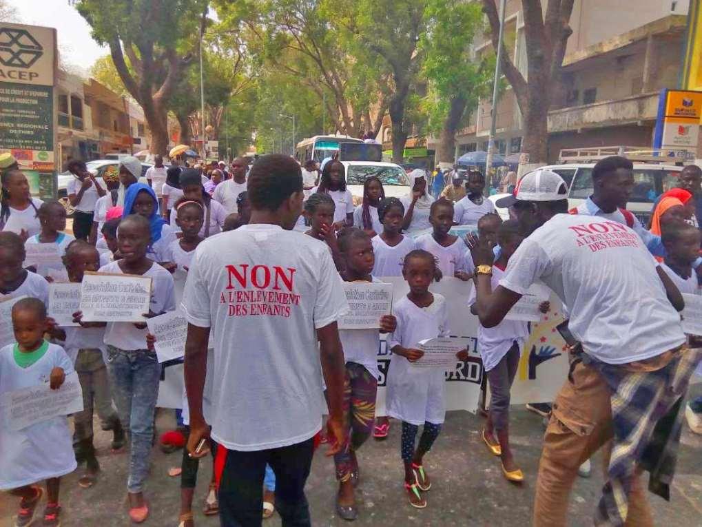 Les Enfants d'Abord pledges support and safe spaces for children in Senegal.