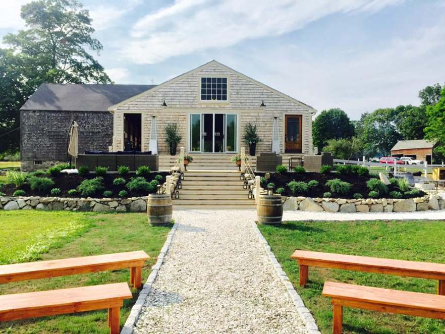 Barn at Bradstreet Farm in Rowley will host a farm-to-table dinner Sept. 14th