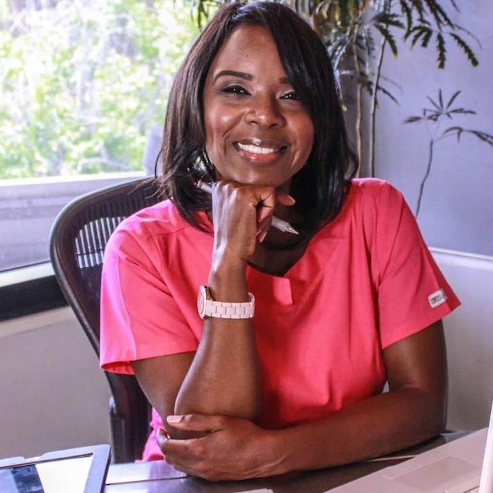 Mona Clayton, MSN, RN, CEO of The Nurses Pub