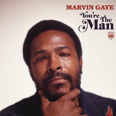 Marvin Gaye's Never-Released 1972 TamlaMotown Album!