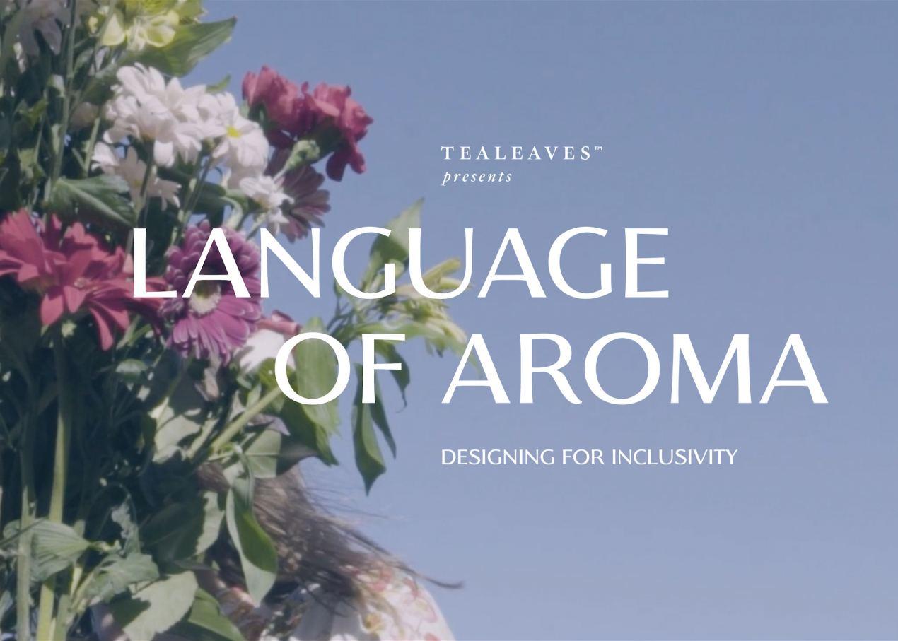 Language of Aroma Documentary Poster