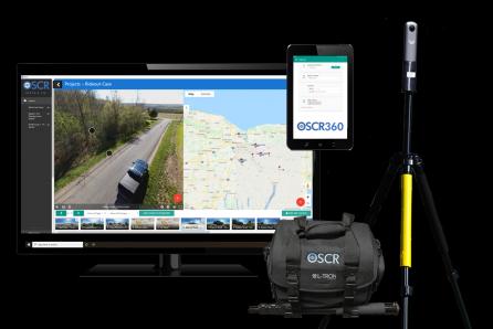 Oscr360 Capture Kit and Desktop Software