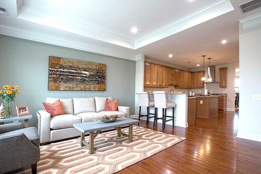 The Belmont home design.
