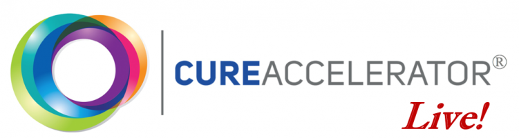 attend CureAccelerator Live! for Chicago on Sep 15